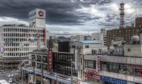 HDR沼津駅周辺