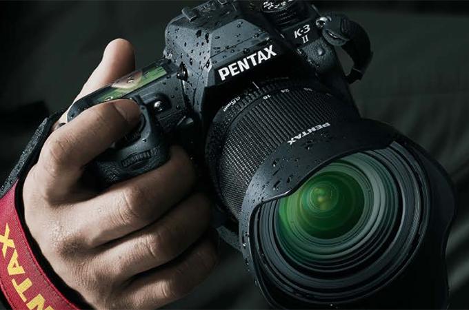 PENTAX一眼レフK-3Ⅱ