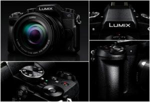 LUMIX G8 外観