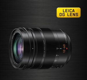 LEICA DG VARIO-ELMARIT 12-60mm / F2.8-4.0 ASPH. / POWER O.I.S.