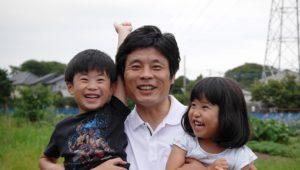 家族でプロフィール写真