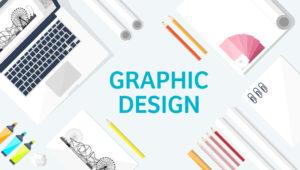 グラフィックデザインのイメージ