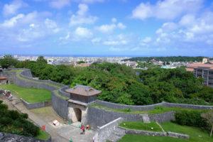 XF10の作例 沖縄首里城