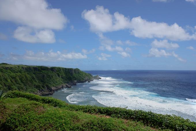 XF10の作例 沖縄の海