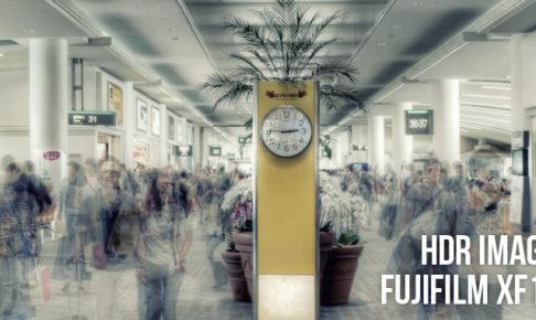 fujifilm XF10 HDR写真
