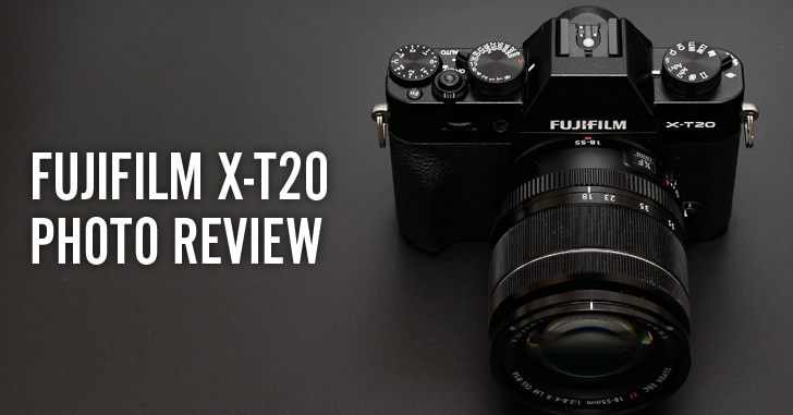 富士フイルムX-T20 作例