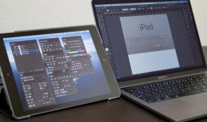 iPadをセカンドディスプレイとして使用