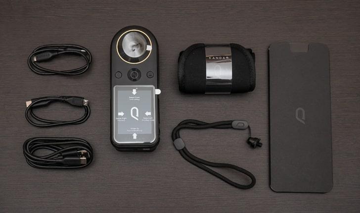 360度カメラ QooCam8Kを開封